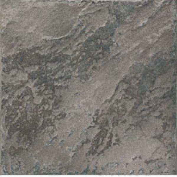 Mattonella Castelli Grigio in gres porcellanato formato 30x30 Cm per esterno