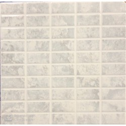 Mattonella Mosaico Grigio 20x20 Cm