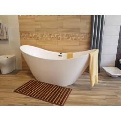 """Vasca da bagno libera installazione centro stanza Modello """"Ulisse"""""""