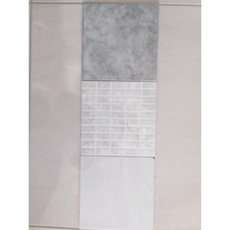 Mattonella grigio 20x20 cm - Mattonelle per bagno ...