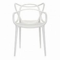 Sedia in Polipropilene Bianco