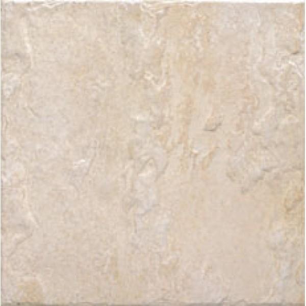Mattonella Castelli Beige in gres porcellanato formato 30x30 cm per esterno