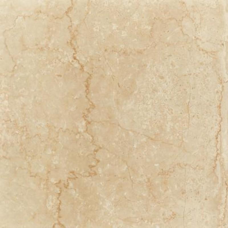 Mattonella isparta beige 60x60 cm lucida for Gres effetto marmo