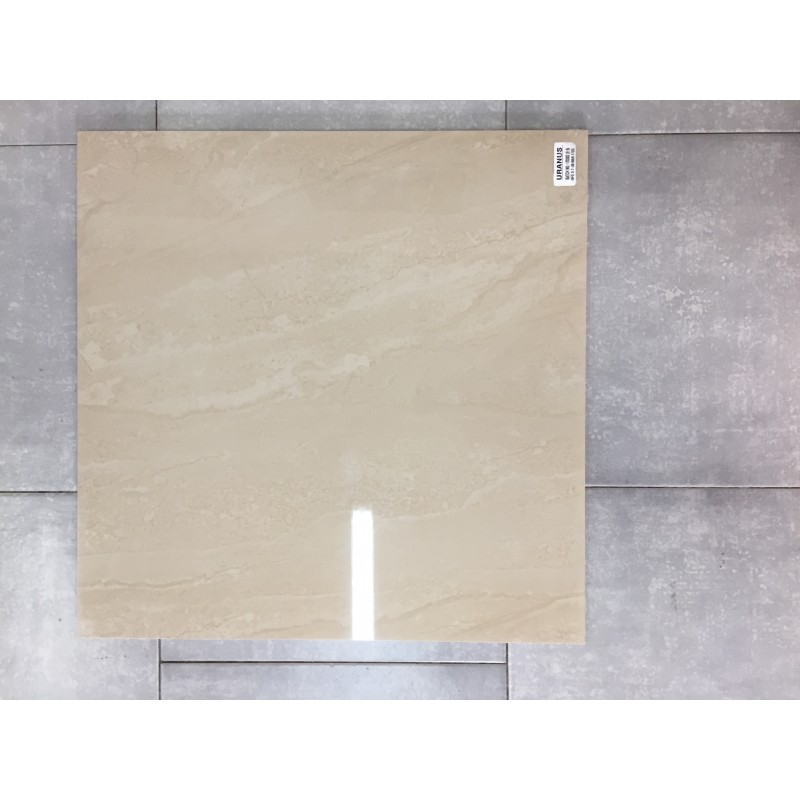 Mattonella uranus formato 60x60 effetto marmo lucido for Mattonelle gres porcellanato lucido