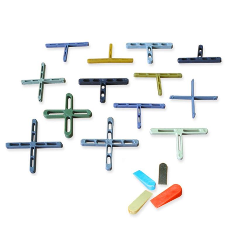 Distanziatori per piastrelle x e t - Accessori per posa piastrelle ...