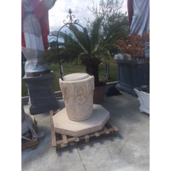 Pozzo da giardino asia for Pozzi in pietra da giardino