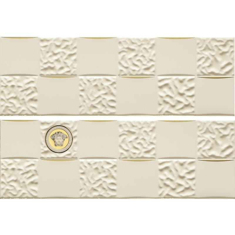 Mattonella Versace Gold 25x75 Cm