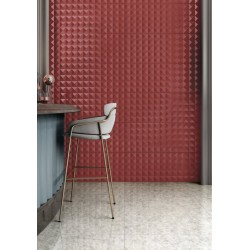 Mattonella Charm Red 30x90 Cm
