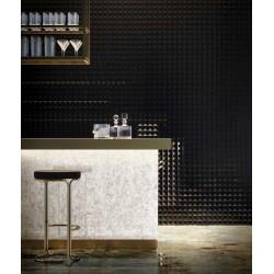 Mattonella Stud Elegance Black 30x90 Cm
