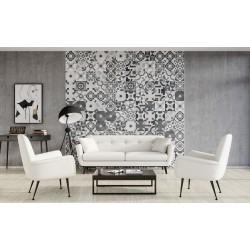 Mattonella Casablanca Noir 51x76 Cm