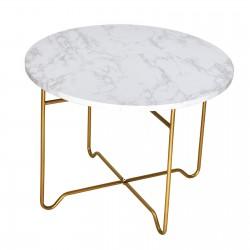 Tavolino Effetto Marmo