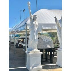 Statua DELLA LIBERTA' 240x70 Cm