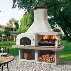 Barbecue Carbonella e legna