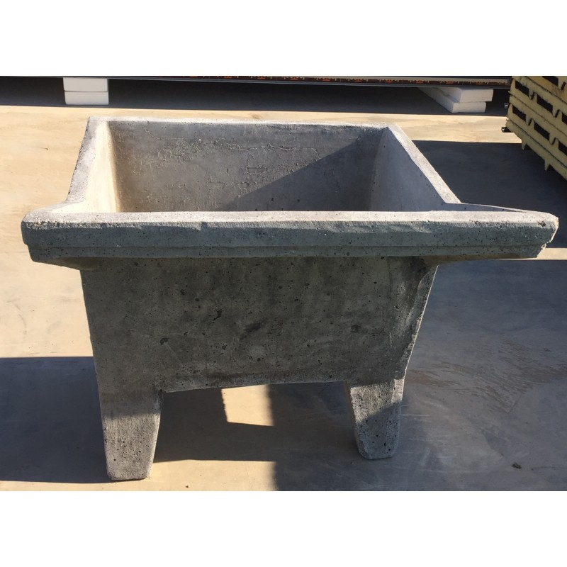 Lavatoio in cemento 72 x 75 x 80 cm - Lavatoio da giardino ...