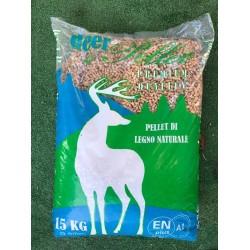 Pellet di Abete Deer Bio