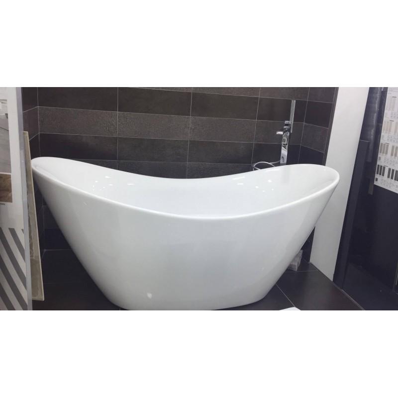 Vasca da bagno free standing - Vasca da bagno profonda ...