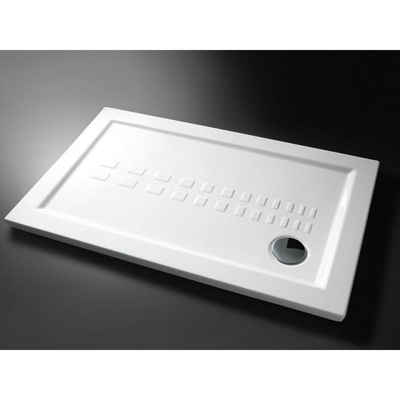 Piatto Doccia In Ceramica.Piatto Doccia Slim In Ceramica H 5 1 Scelta 70x120
