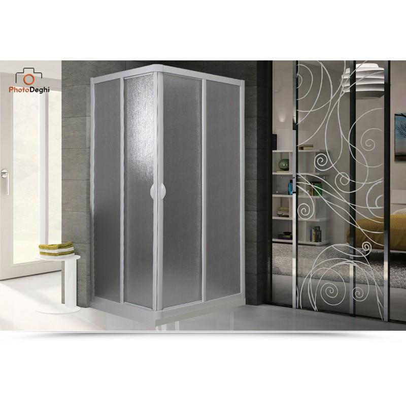 Cabina Doccia Plexiglass.Box Doccia In Plexiglass 70x70