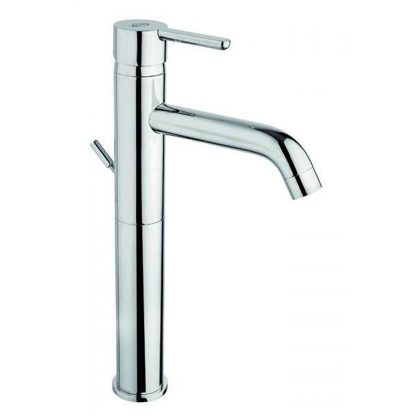 Miscelatore lavabo canna alta serie hollywood - Miscelatori bagno canna alta ...