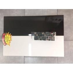 Mattonella lucide per rivestimento bagno e cucina, BLACK AND WHITE, formato 25x75 cm - OFFERTA