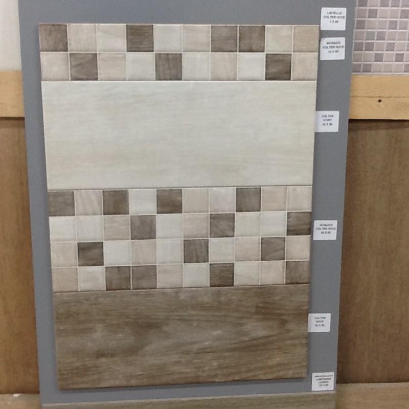 Mattonella colter 20x50 cm - Mattonelle pavimento cucina ...