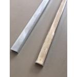 Profili decorativi per mattonelle - modello POINT GOLD - lunghezza 1 mt