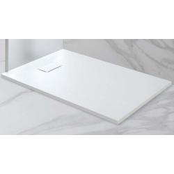 Piatto doccia in Mineral-Marmo 80x100 Cm