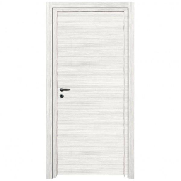Porte scorrevoli a scomparsa linea Texture - palissandro white