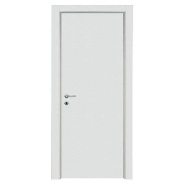 Porte da interno linea Texture - frassino bianco