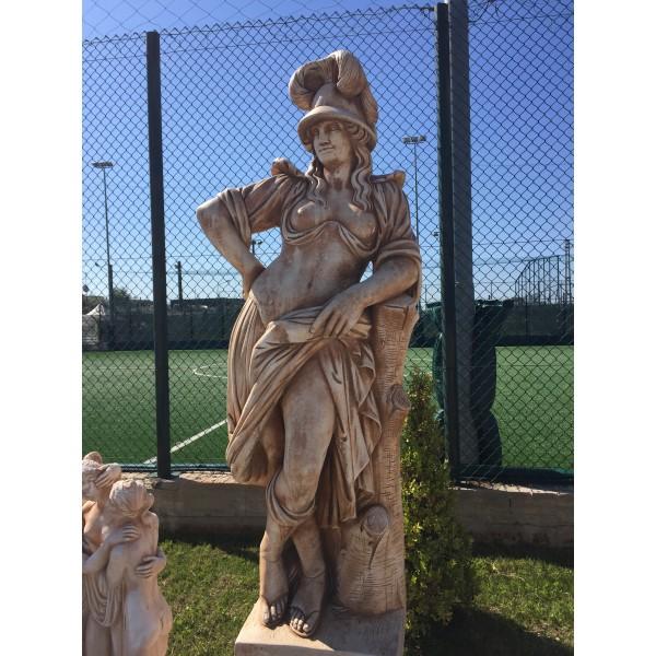 Statua MINERVA
