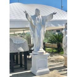 Statua GESU' 200x135 Cm