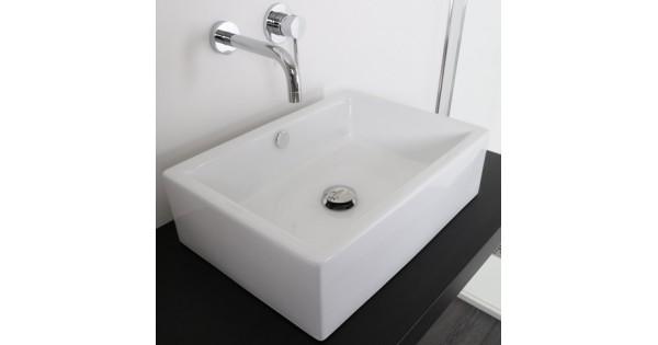 Lavabi e lavandini per arredo bagno sospesi d 39 appoggio - Lavabi per bagno sospesi ...