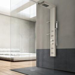 Piantana doccia per vasche free-standing