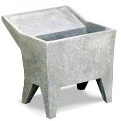 In cemento