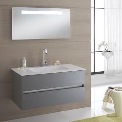Mobili bagno sfalsati trendy mobile bagno carla bianco cm with mobili bagno sfalsati cool - Sme arredo bagno ...